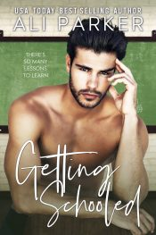 bargain ebooks Getting Schooled Romance by Ali Parker