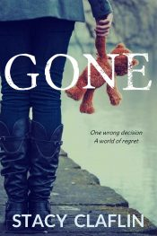 amazon bargain ebooks Gone YA/Teen thriller by Stacy Claflin