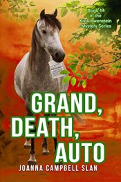 bargain ebooks Grand, Death, Auto Mystery by Joanna Campbell Slan