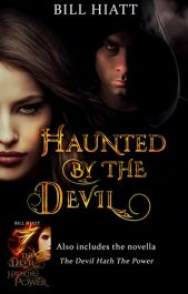 bargain ebooks Haunted by the Devil Coming of Age Fantasy by Bill Hiatt