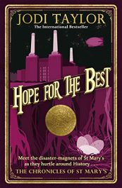 amazon bargain ebooks Hope for the Best Science Fiction / Fantasy by Jodi Taylor