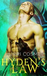 bargain ebooks Hyden's Law Erotic Romance by Hurri Cosmo