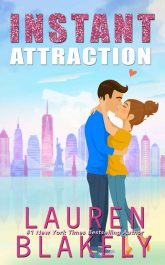 bargain ebooks Instant Attraction Romance by Lauren Blakely