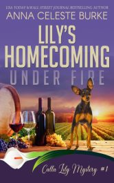 amazon bargain ebooks Lily's Homecoming Under Fire Cozy Mystery by Anna Celeste Burke
