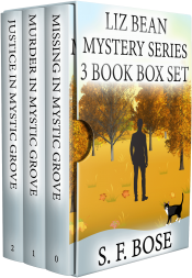 bargain ebooks Liz Bean Cozy Mystery Series: Books 1-3 Cozy Mystery by S.F. Bose