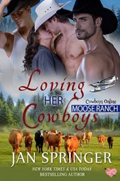 bargain ebooks Loving Her Cowboys Erotic Romance by Jan Springer