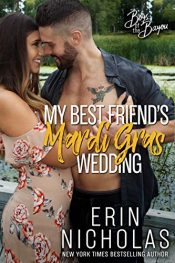 bargain ebooks My Best Friend's Mardi Gras Wedding Contemporary Romance by Erin Nicholas