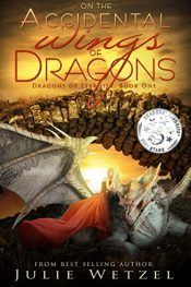 amazon bargain ebooks On the Accidental Wings of Dragons Fantasy by Julie Wetzel