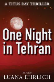 bargain ebooks One Night in Tehran Christian Thriller by Luana Ehrlich
