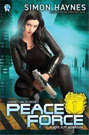 amazon bargain ebooks Peace Force Science Fiction Adventure by Simon Haynes
