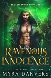 bargain ebooks Ravenous Innocence Dark Fantasy Horror by Myra Danvers
