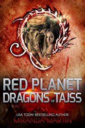 bargain ebooks Red Planet Dragons of Tajss SciFi Alien Romance by Miranda Martin