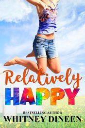bargain ebooks Relatively Happy Romance by Whitney Dineen