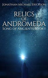 bargain ebooks Relics of Andromeda Science Fiction by Jonathan Michael Erickson
