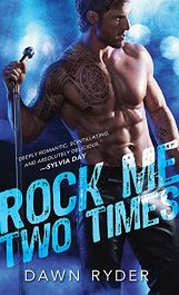bargain ebooks Rock Me Two Times Erotic Romance by Dawn Ryder