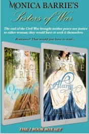 bargain ebooks Sisters of War Historical Romance by Monica Barrie