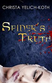 bargain ebooks Spider's Truth Psychological Mystery Thriller by Christa Yelich-Koth