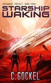 bargain ebooks Starship Waking Science Fiction by C. Gockel