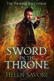 bargain ebooks Sword in the Throne Contemporary Fantasy by Helen Savore