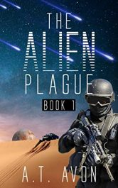 amazon bargain ebooks The Alien Plague Science Fiction by A.T. Avon