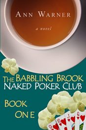 bargain ebooks The Babbling Brook Naked Poker Club Cozy Mystery by Ann Warner