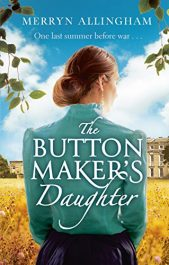 bargain ebooks The Buttonmaker's Daughter Historical Fiction by Merryn Allingham