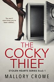 amazon bargain ebooks The Cocky Thief Erotic Romance by Mallory Crowe