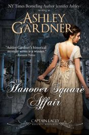 bargain ebooks The Hanover Square Affair Historical Mystery by Ashley Gardner
