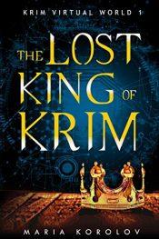 bargain ebooks The Lost King of Krim Mystery by Maria Korolov