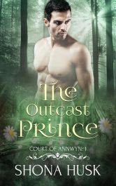 bargain ebooks The Outcast Prince Paranormal Romance by Shona Husk