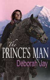 bargain ebooks The Prince's Man Epic Fantasy by Deborah Jay