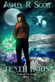 bargain ebooks The Tenth House Urban Fantasy by Ashley R Scott