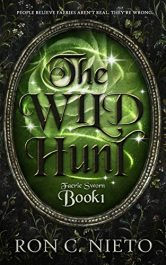 amazon bargain ebooks The Wild Hunt Fantasy by Ron C. Nieto