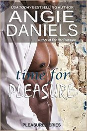 bargain ebooks Time For Pleasure Erotic Romance by Angie Daniels