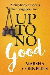 bargain ebooks Up To No Good Humor Mystery by Marsha Cornelius