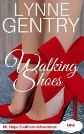 amazon bargain ebooks Walking Shoes Romance by Lynne Gentry