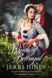 bargain ebooks Winds of Betrayal Historical Romance by Jerri Hines