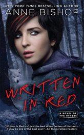 bargain ebooks Written In Red Horror by Anne Bishop