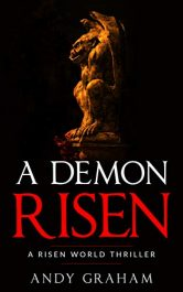 amazon bargain ebooks A Demon Risen Occult Horror by Andy Graham