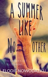 bargain ebooks A Summer Like No Other Young Adult/Teen by Elodie Nowodazkij