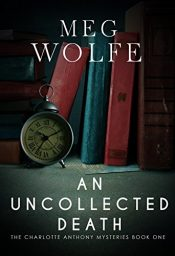 bargain ebooks An Uncollected Death Historical Mystery by Meg Wolfe