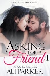 bargain ebooks Asking for a Friend Book 1 Contemporary Romance by Ali Parker