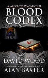 bargain ebooks Blood Codex Horror Adventure by David Wood & Alan Baxter