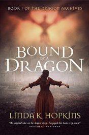 amazon bargain ebooks Bound by a Dragon Fantasy by Linda K. Hopkins