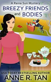 amazon bargain ebooks Breezy Friends and Bodies Cozy Mystery by Anne R. Tan