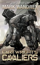 amazon bargain ebooks Cartwright's Cavaliers Science Fiction by Mark Wandrey