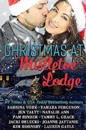 bargain ebooks Christmas at Mistletoe Lodge Holiday Romance by Bestselling Authors
