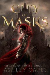 bargain ebooks City of Masks Epic Fantasy by Ashley Capes