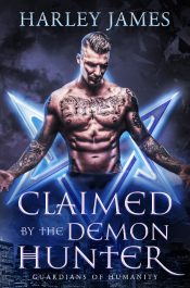 bargain ebooks Claimed by the Demon Hunter Paranormal Romance by Harley James