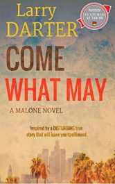 amazon bargain ebooks Come What May Action Adventure Mystery by Larry Darter